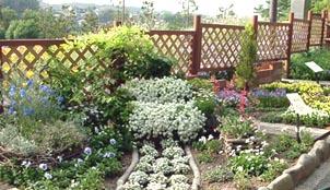 夢の庭づくり