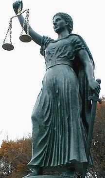 正義の女神テニス